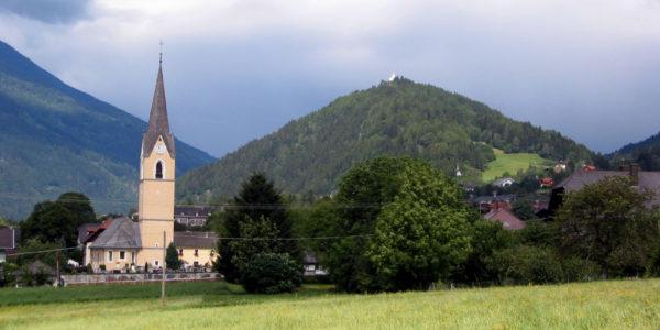 Reisseck_Ansicht-mit-Pfarrkirche