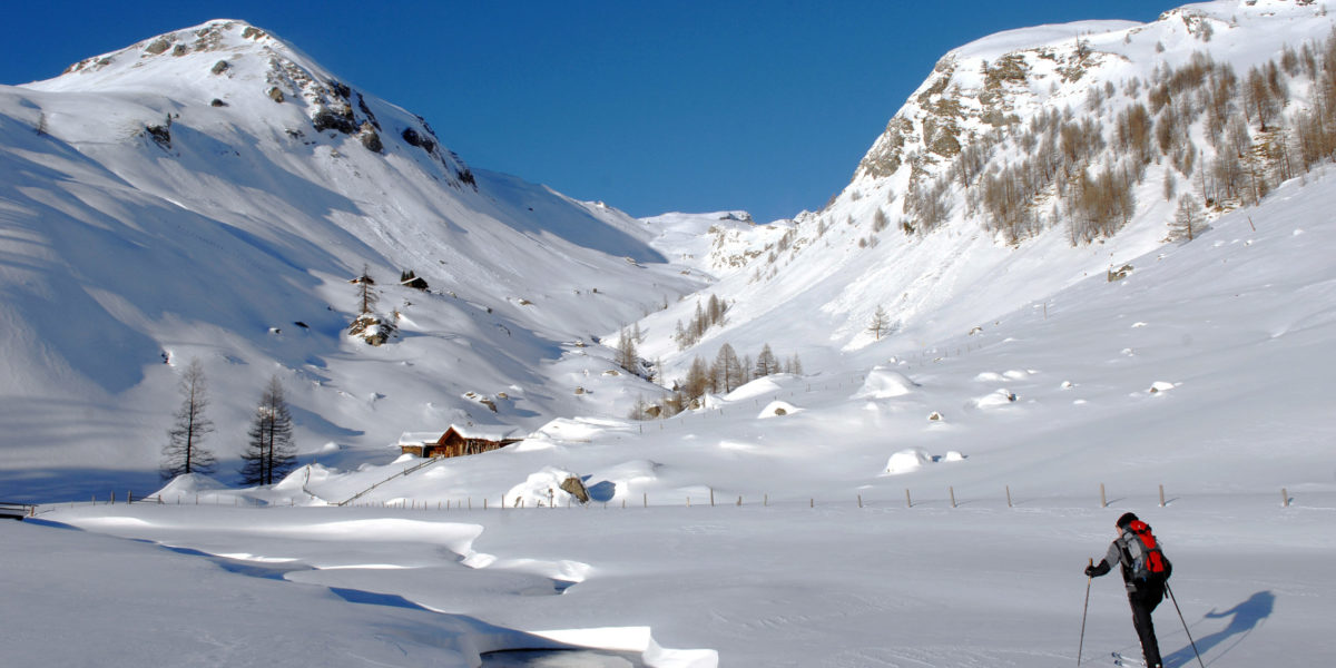 Skitour auf den Hilmersberg (NP Hohe Tauern)