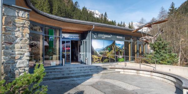 Besucherzentrum Mallnitz ©karlheinzfessl.com