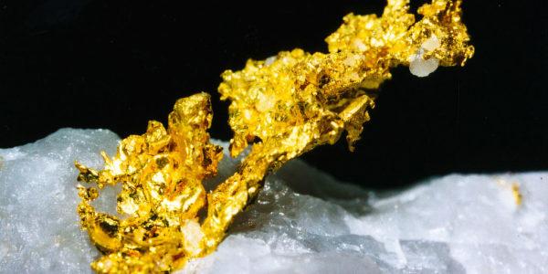 Gold in den Hohen Tauern