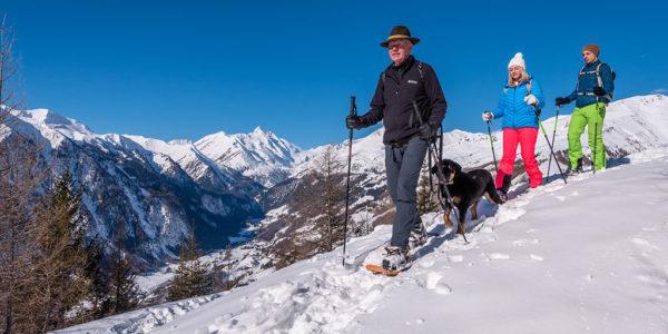 Schneeschuhwandern mit Ranger