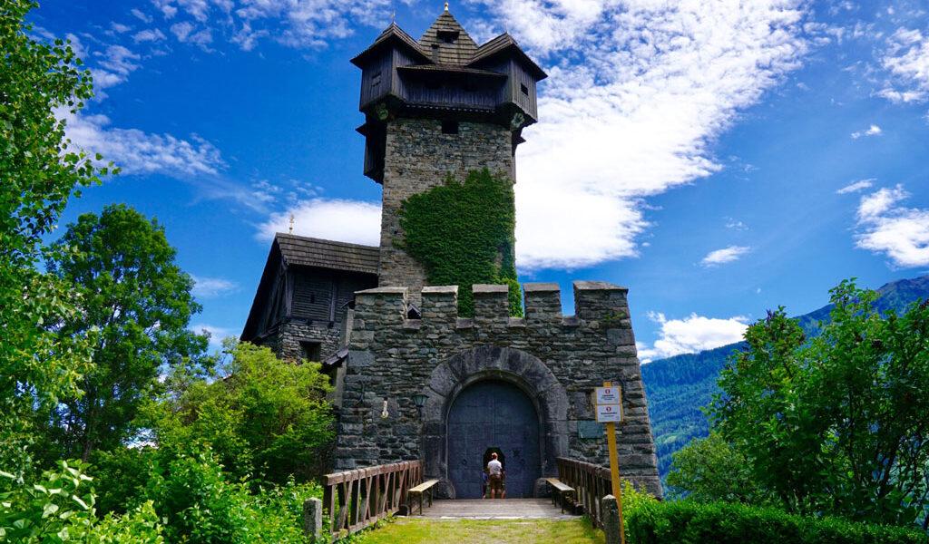 Burg Falkeinstein (c) Patrik Sommeregger-Baudach