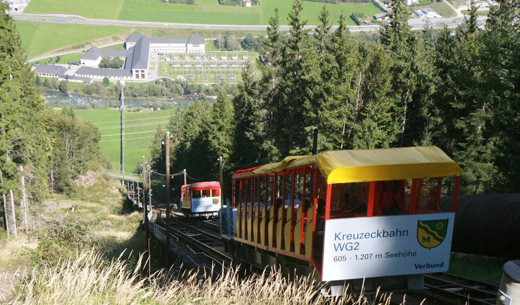 Kreuzeckbahn