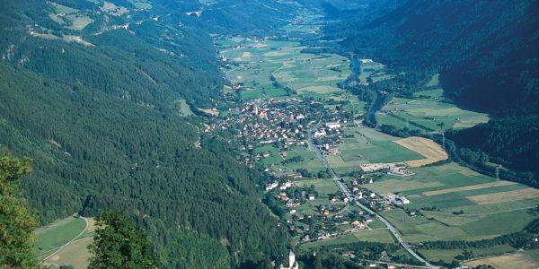 Obervellach_Luftaufnahme_Header